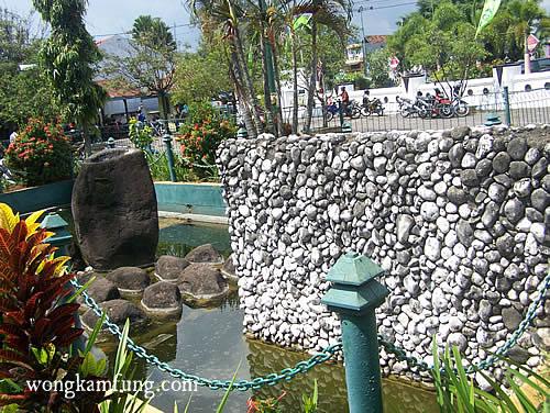 Kolam Wudhu Bersejarah