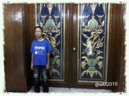 pintu petir masjid agung demak