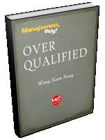 manajemen over qualified