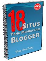 18 situs yang membayar blogger