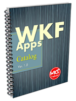 wkf apps catalog