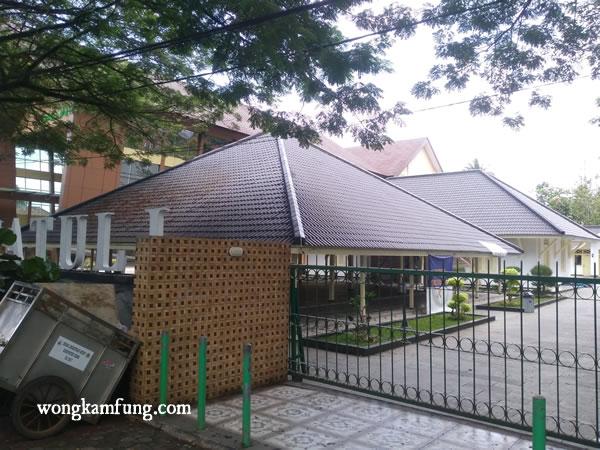 sehari wisata di rangkasbitung-museum multatuli
