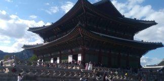 korea bukan indonesia - Gyeongbukgung Palace (featured)