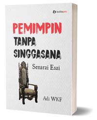 ebook Pemimpin Tanpa Singgasana (buku)