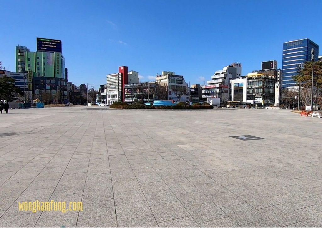 Bundaran Gwangju Uprising