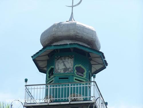 menara masjid agung demak