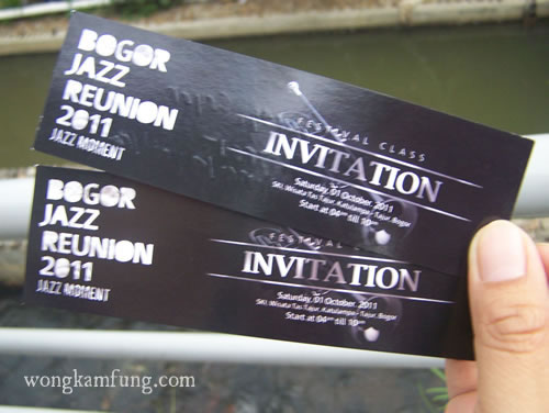 bogor jazz reunion 2011